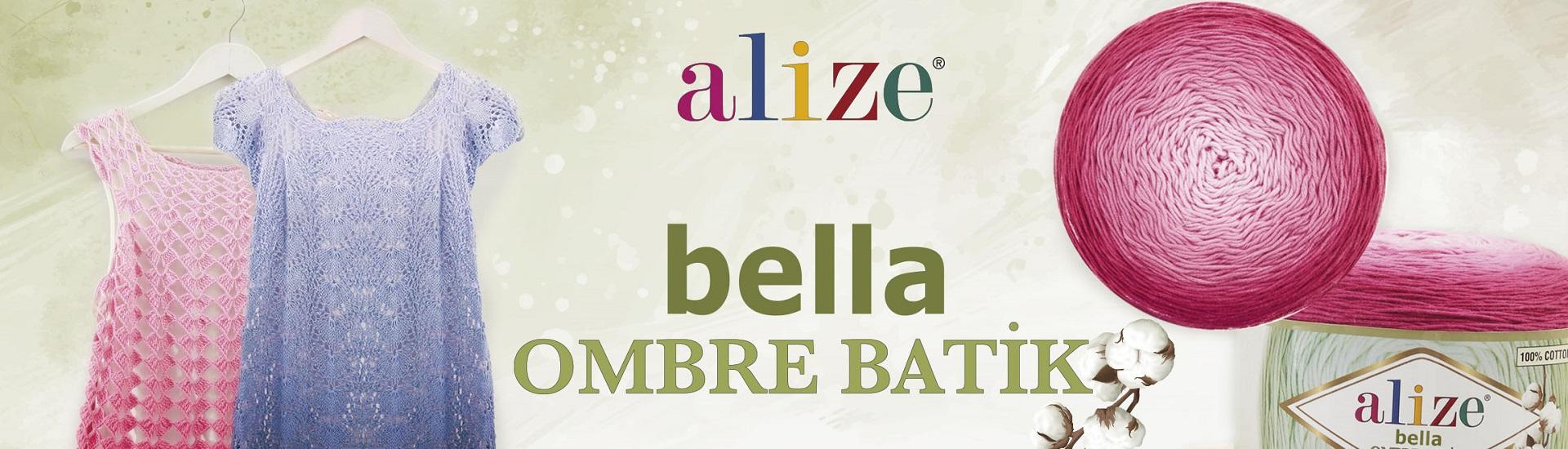 BELLA Ombre Batik