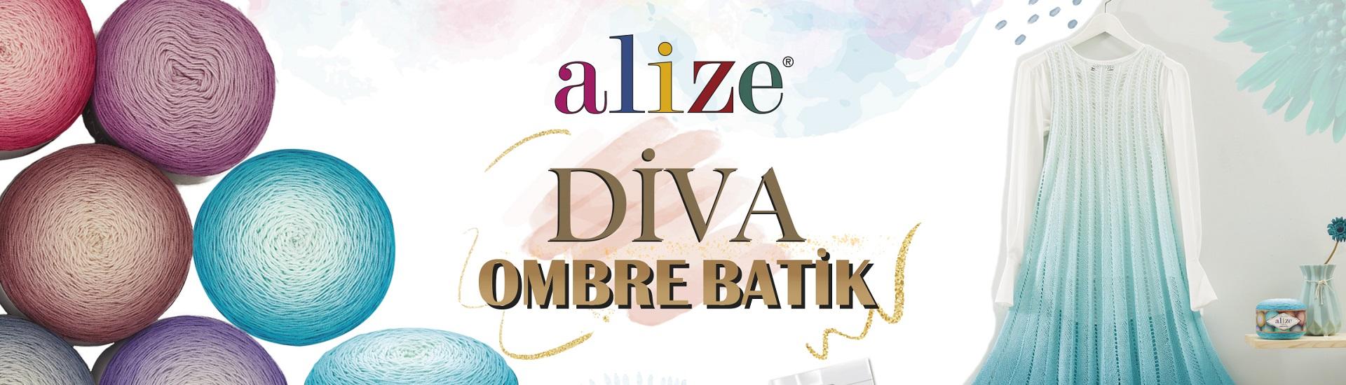 DIVA Ombre Batik