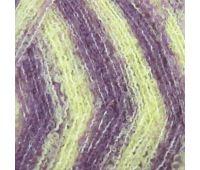Пехорский текстиль Супер фантазийная Сиреневый меланж