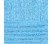 Пехорский текстиль Ангорская теплая Голубой