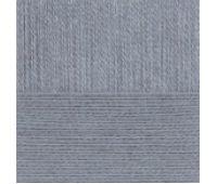 Пехорский текстиль Ангорская теплая Стальной