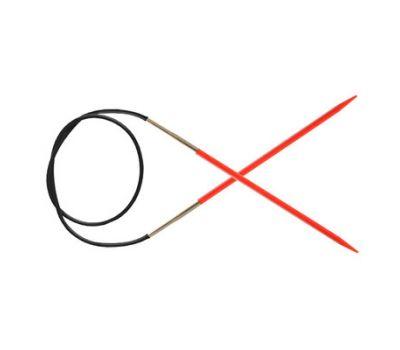 """120/3,50 Knit Pro Спицы круговые """"Trendz"""" 3,5мм/120см акрил, красный, 51141"""