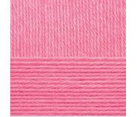 Пехорский текстиль Хлопок натуральный Яр. розовый