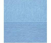 Пехорский текстиль Детский хлопок Тем. голубой
