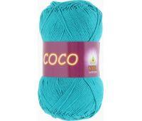 Vita cotton Coco Темно зеленая бирюза