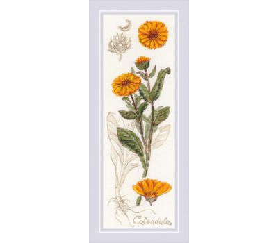 """1798 Набор для вышивания """"Риолис"""" Календула 10*10 см, 1798"""