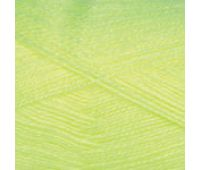 YarnArt Angora Star Зеленый неон