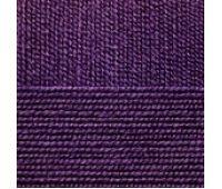 Пехорский текстиль Бисерная Тем. фиолетовый