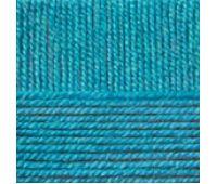Пехорский текстиль Народная Темная бирюза