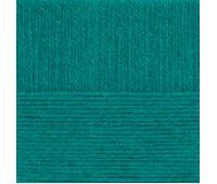 Пехорский текстиль Народная Темный изумруд