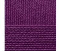 Пехорский текстиль Детская объемная (100 гр. моток) Ежевика