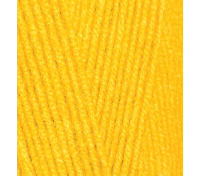 Alize Lanagold 800 Желтый, 216