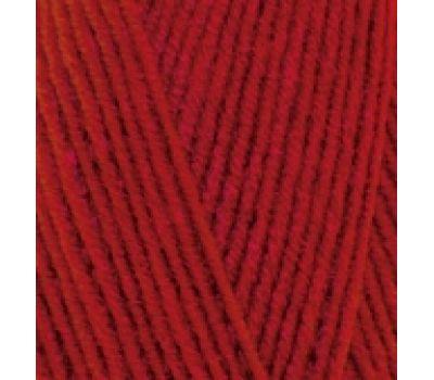 Alize Lanagold 800 Красный, 56