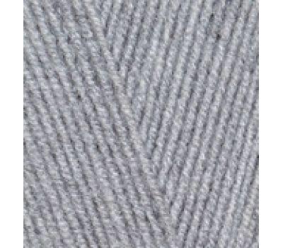 Alize Lanagold 800 Серый меланж, 21