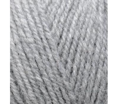 Alize Alpaca Royal Светло серый меланж, 21