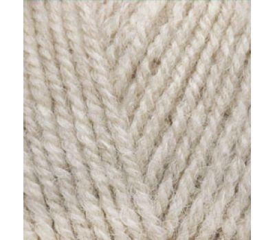 Alize Alpaca Royal Бежевый меланж, 152