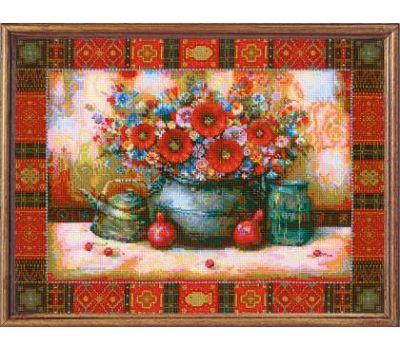"""1771 Набор для вышивания """"Риолис"""" Натюрморт по мотивам картины Н, 40х30 см, 1771"""
