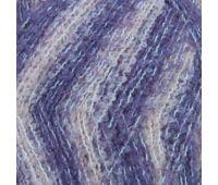 Пехорский текстиль Супер фантазийная Розово сиреневый меланж