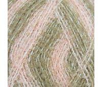 Пехорский текстиль Супер фантазийная Розово бежевый меланж