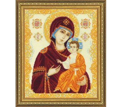 """1575 Набор для вышивания """"Риолис"""" Богоматерь Иверская 29х35 см, 1575"""
