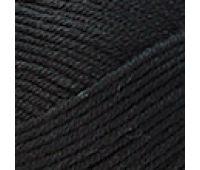 Пряжа Nako (Турция) Calico Черный