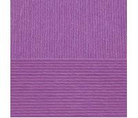 Пехорский текстиль Детский хлопок Темно лиловый