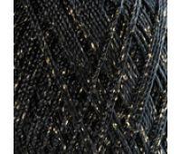 YarnArt Bright Черный/золото