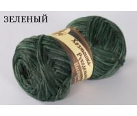Хозяюшка-Рукодельница Носочная добавка Зеленый