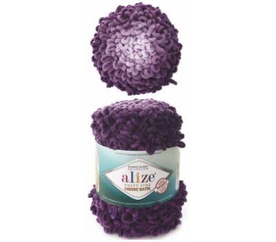 Alize PUFFY Fine ombre batik, 7277