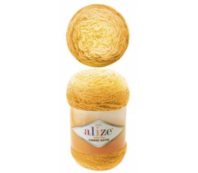 Alize Softy Plus ombre batik, 7285