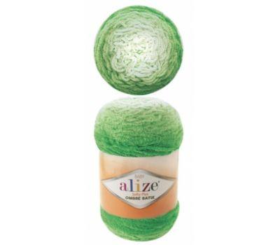 Alize Softy Plus ombre batik, 7287