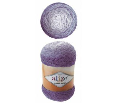 Alize Softy Plus ombre batik, 7298