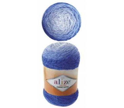 Alize Softy Plus ombre batik, 7282
