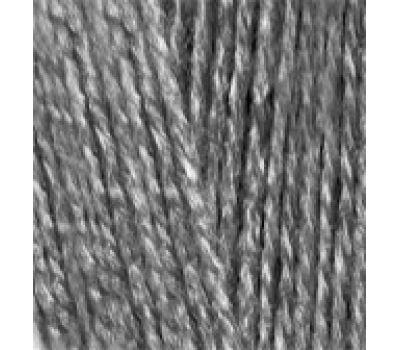 Alize Sekerim BEBE Темно серый меланж, 197
