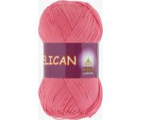 Vita cotton Pelican Розовый коралл
