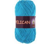 Vita cotton Pelican Голубая бирюза