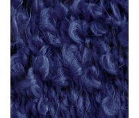 Пехорский текстиль Буклированная Темно синий