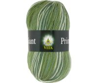 Vita Brilliant Print Зеленый