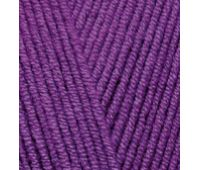 Alize Cotton gold Fine Темно фиолетовый