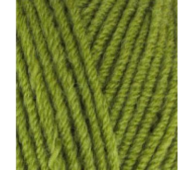 Alize Lanagold Зеленая Черепаха, 485