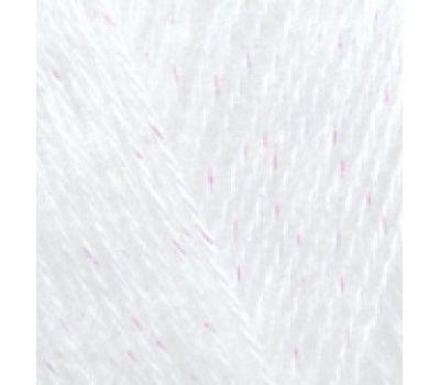 Alize Angora Gold SIMLI Белый, 55