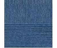 Пехорский текстиль Кроссбред Бразилии Индиго