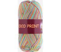 Vita cotton Coco print Радуга