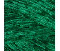 YarnArt Velour Темно зеленый