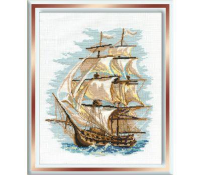 """479 Набор для вышивания """"Риолис"""" Корабль 30х40 см, 479"""