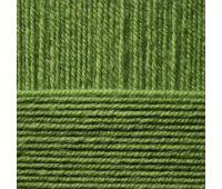 Пехорский текстиль Австралийский меринос Зеленый горошек