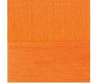 Пехорский текстиль Классический хлопок Желтооранжевый