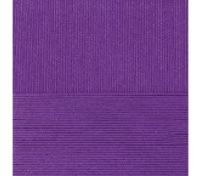 Пехорский текстиль Классический хлопок Темно фиолетоввый, 698
