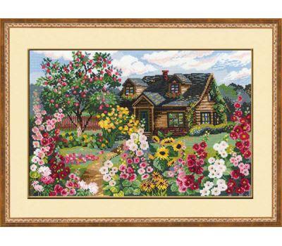 """978 Набор для вышивания """"Риолис"""" Цветущий сад 38х26 см, 978"""