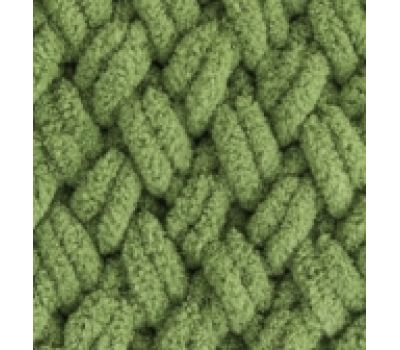 Alize Puffy Зеленая черепаха, 485